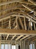 Estrutura da casa imagens de stock