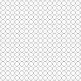 Estrutura da cerca da malha, ilustração sem emenda do vetor da textura Imagem de Stock Royalty Free