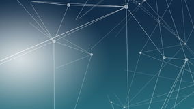 Estrutura da conexão ilustração royalty free