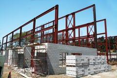 Estrutura da construção imagem de stock