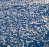 Estrutura da neve imagem de stock