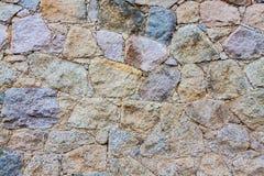 Estrutura da parede de pedra foto de stock