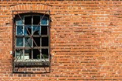 Estrutura da parede de tijolo foto de stock royalty free
