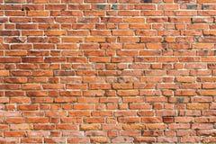 Estrutura da parede de tijolo foto de stock