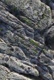 Estrutura da rocha do granito fotografia de stock