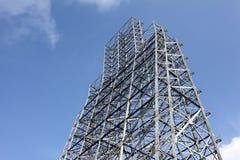 Estrutura de aço Fotografia de Stock Royalty Free