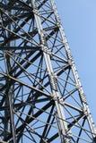 Estrutura de aço Fotos de Stock