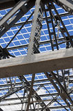 Estrutura de aço Foto de Stock Royalty Free