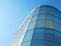 Estrutura de edifício do negócio Fotografia de Stock Royalty Free