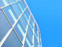 Estrutura de edifício do negócio Foto de Stock