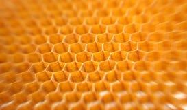 Estrutura de favo de mel para a indústria aeroespacial fotos de stock royalty free