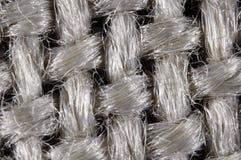 Estrutura de matéria têxtil Foto de Stock Royalty Free