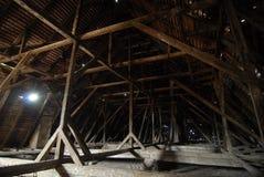 Estrutura de telhado Foto de Stock