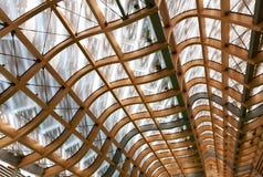 Estrutura de telhado fotografia de stock