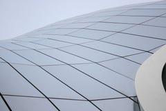 Estrutura de telhado moderna Imagem de Stock