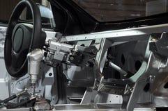 A estrutura de um carro desportivo fotografia de stock royalty free