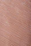 Estrutura de um papel da cor do terracotta Imagem de Stock