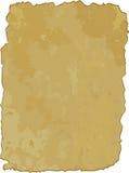 Estrutura de um papel velho Imagens de Stock