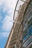 Estrutura decorativa de construção Fotos de Stock Royalty Free