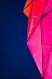 Estrutura decorativa e iluminação decorativa Imagens de Stock