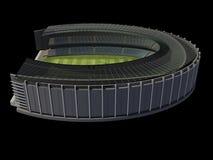 Estrutura do estádio ilustração royalty free