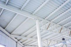 A estrutura do ferro A indústria da construção civil Foto de Stock Royalty Free