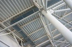 A estrutura do ferro A indústria da construção civil Fotos de Stock