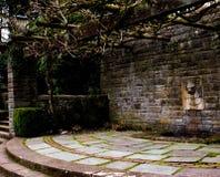 Estrutura do jardim Fotos de Stock