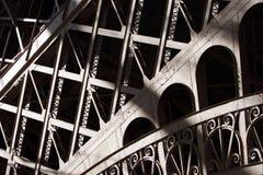 Estrutura do metal Fotos de Stock