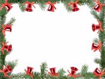 Estrutura do Natal fotografia de stock