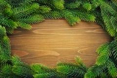 Estrutura do Natal Foto de Stock Royalty Free