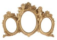 Estrutura do ouro Fotos de Stock