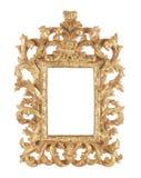Estrutura do ouro Imagens de Stock Royalty Free