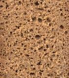 Estrutura do pão de centeio imagens de stock