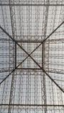 Estrutura do telhado Fotografia de Stock