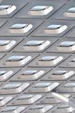 Estrutura e textura da construção moderna Fotografia de Stock Royalty Free