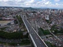 A estrutura grande em Pereira Risaralda Colômbia foto de stock royalty free
