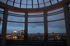 A estrutura no telhado fotos de stock royalty free