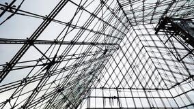 Estrutura simétrica Fotografia de Stock Royalty Free
