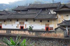 Estruturas de terra de Fujian Fotos de Stock Royalty Free