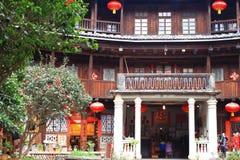 Estruturas de terra de Fujian Imagens de Stock