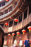 Estruturas de terra de Fujian Imagens de Stock Royalty Free