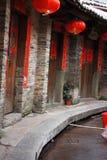 Estruturas de terra de Fujian Imagem de Stock