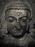 Estátua antiga de Buddha Imagem de Stock Royalty Free