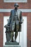 Estátua de George Washington Fotos de Stock Royalty Free