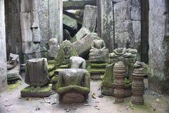 Estátuas de Buddha Foto de Stock
