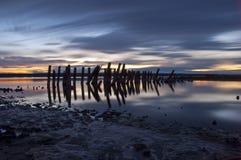 estuary fotografia de stock royalty free