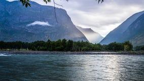 Estuary Chulcha Royalty Free Stock Photo
