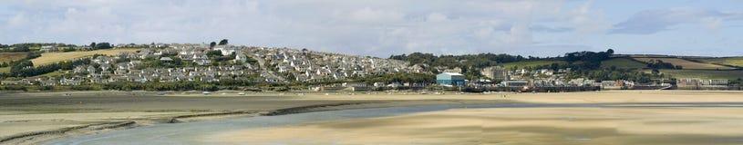Estuary panorama Stock Photo