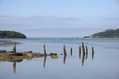Estuary of River Mawddach Stock Images